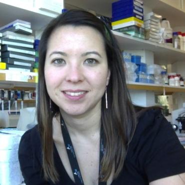 raels in BT lab