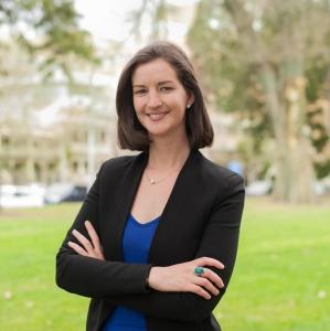 Ellen Sandell MP