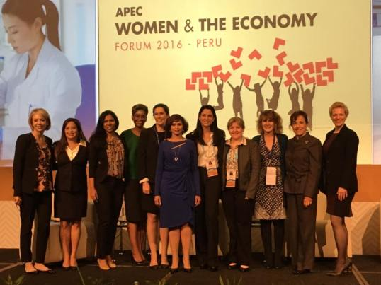 APEC_Women in STEM_Group