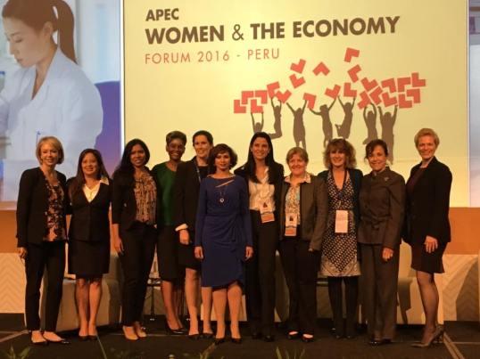 APEC_Women in STEM_Group