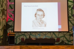 Ruby Payne-Scott was Australia's first woman radio-astonomer [Image: A. Bizzarri]